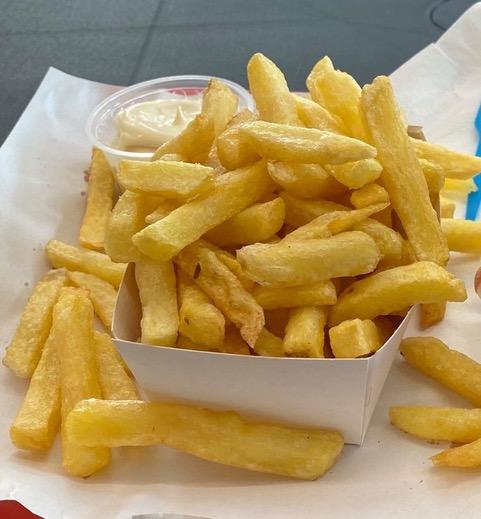 La brogne frite friterie