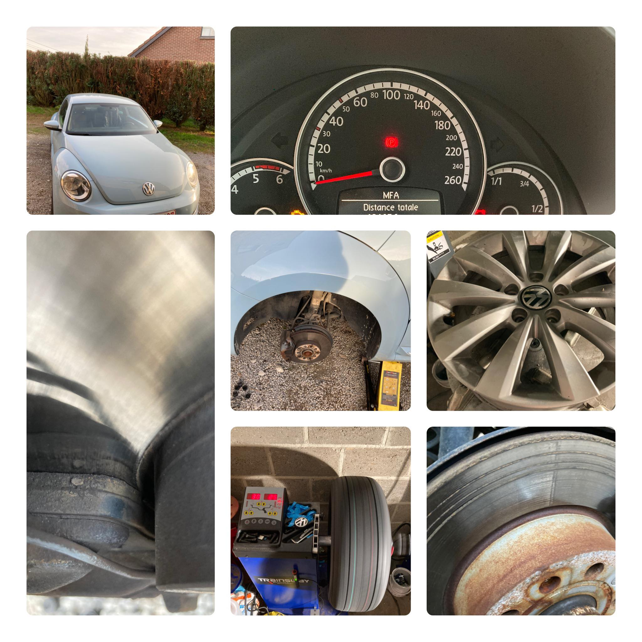 Garage mécanique Marchal s
