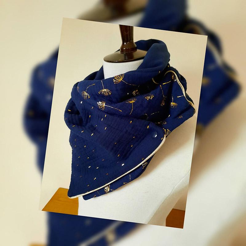 zotoze création de foulard mode textile