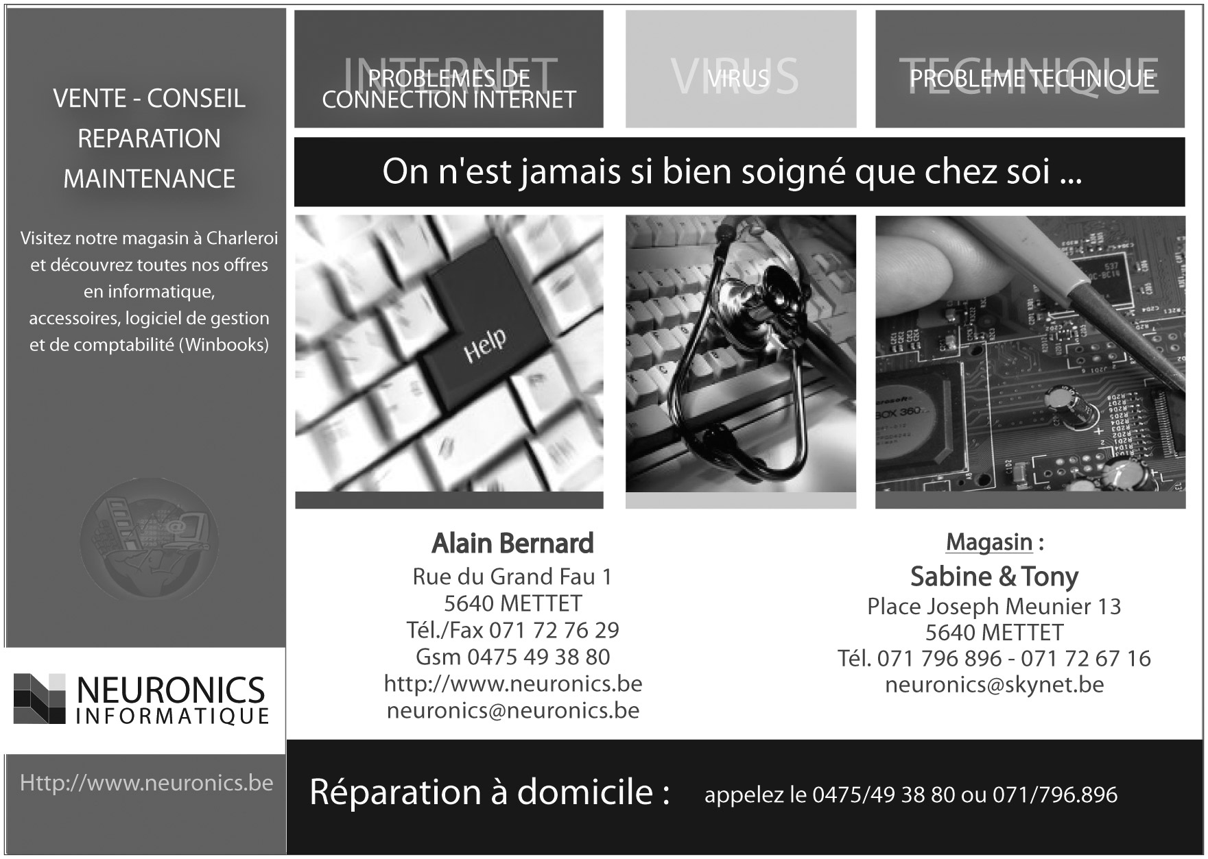 neuronics informatique