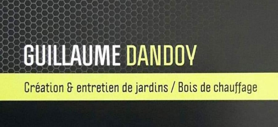 Guillaume Dandoy : Entreprise de jardins/Bois De Chauffage