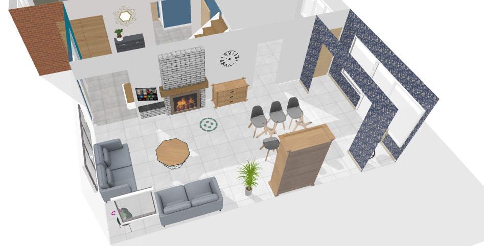 La petite agence immobilière à Mettet